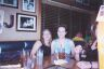 These are my friends Jennifer & Jennifer, at Applebees on Spring Formal night of last year.