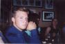 This is my friend Justin from school. We're at Applebees on the night of last year's Spring Formal, 2002. We were in a group of 11. It was a blast!